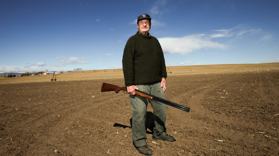 Jack Cletcher, a retired orthopedic surgeon, is an avid hunter in Longmont, Colo. He opposes most of the new gun restrictions lawmakers are discussing.
