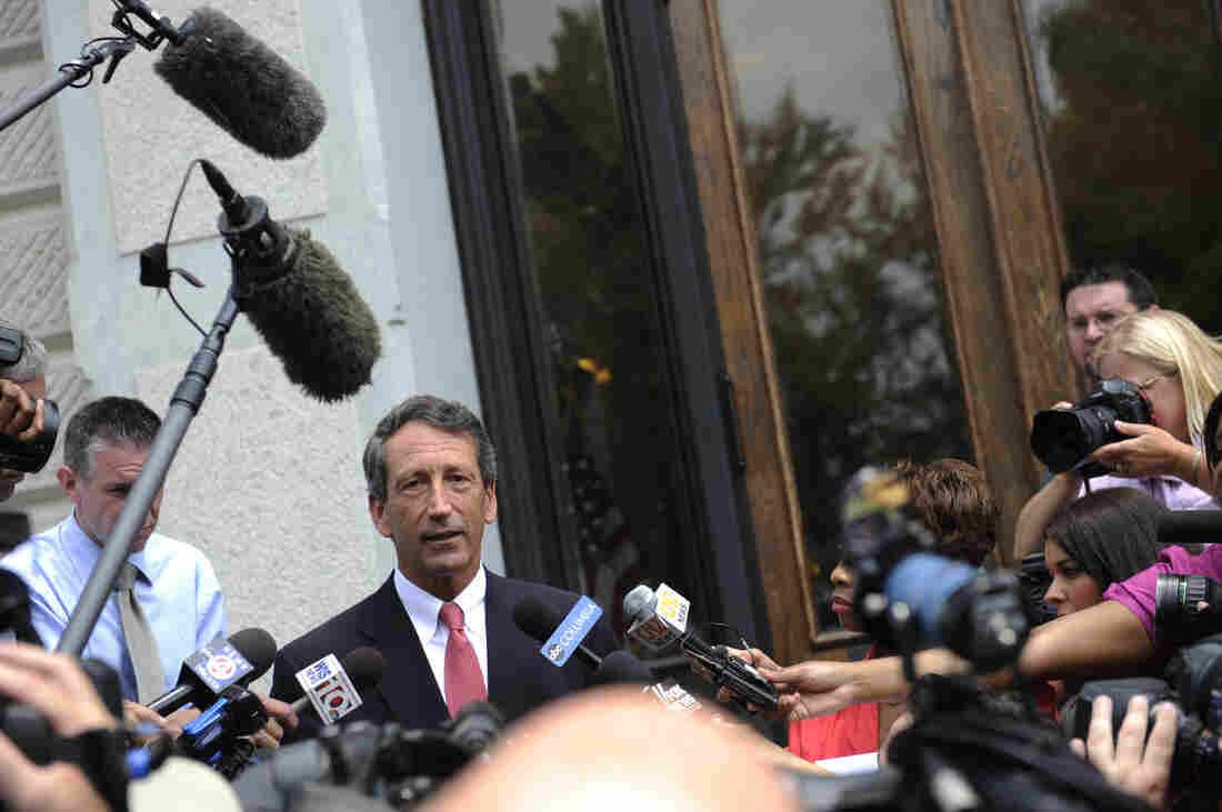 Former South Carolina Gov. Mark Sanford in 2009.