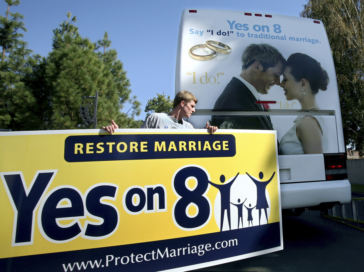 from Kareem california overturns gay marriage ban