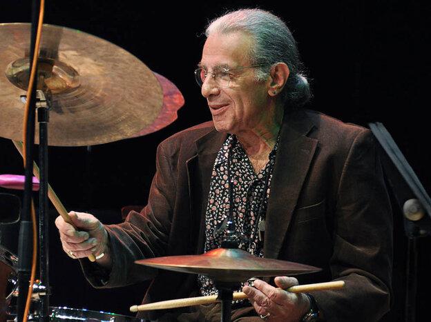 Drummer Barry Altschul writ