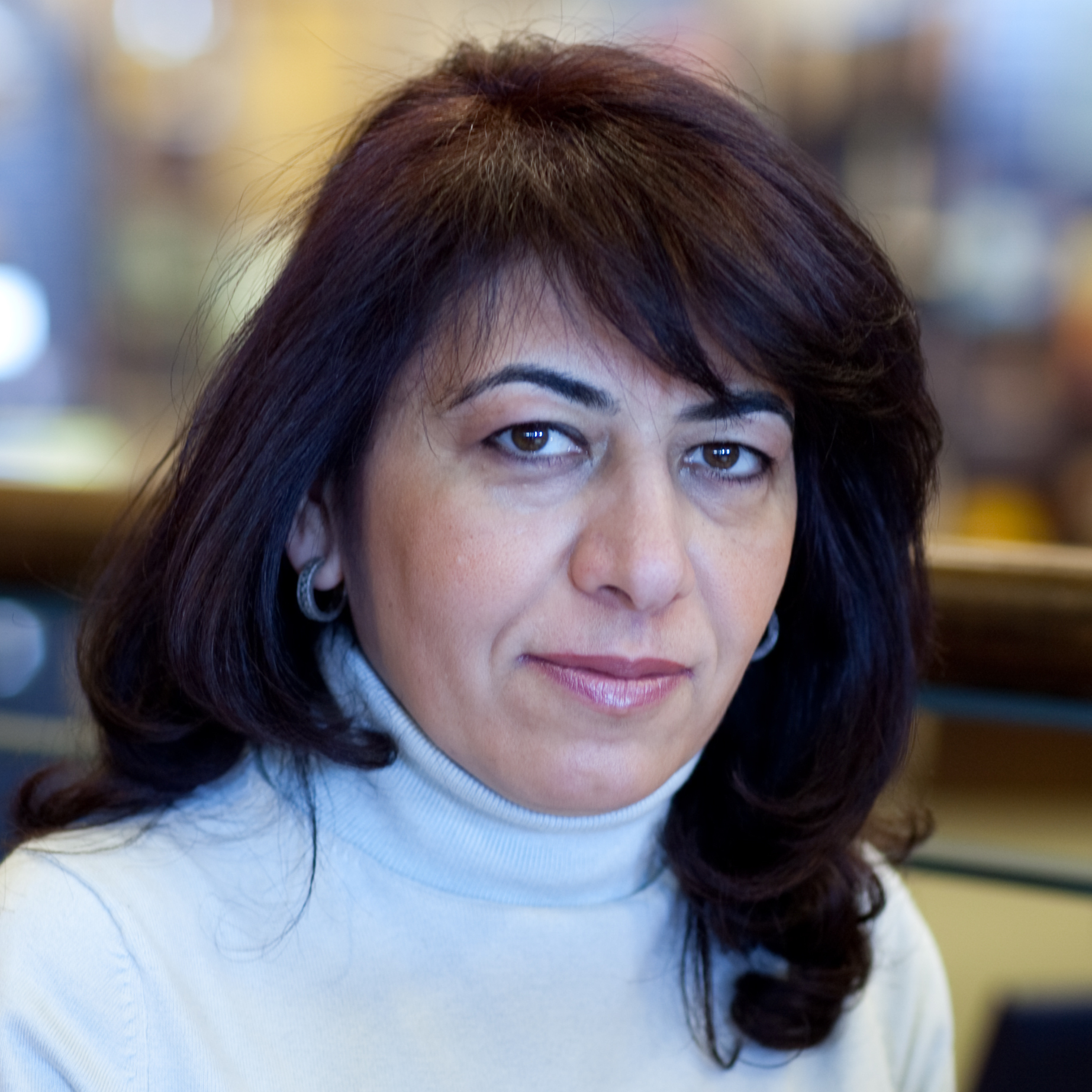 Dunya Mikhail is an Iraqi-American poet who has published five books in Arabic and two in English.