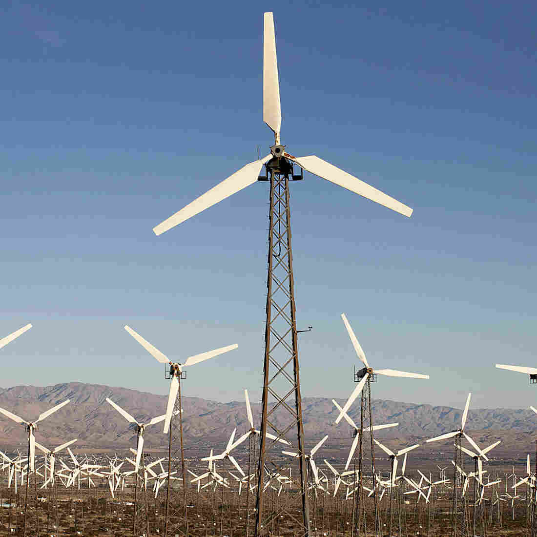 Is The Sky The Limit For Wind Power?