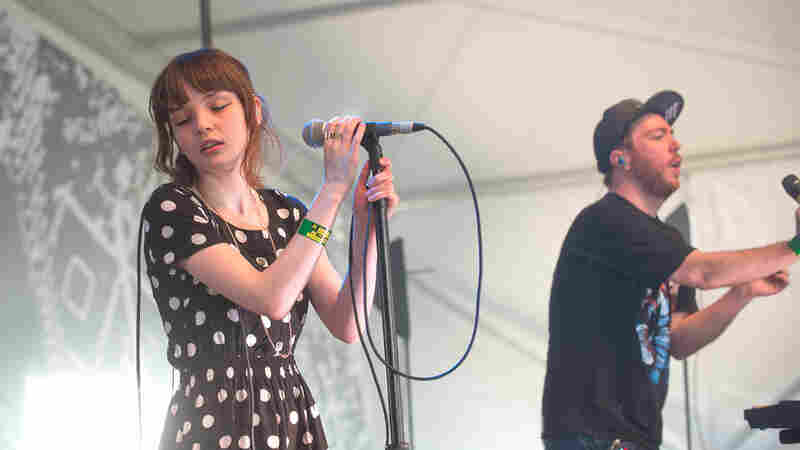 Front Row: Chvrches