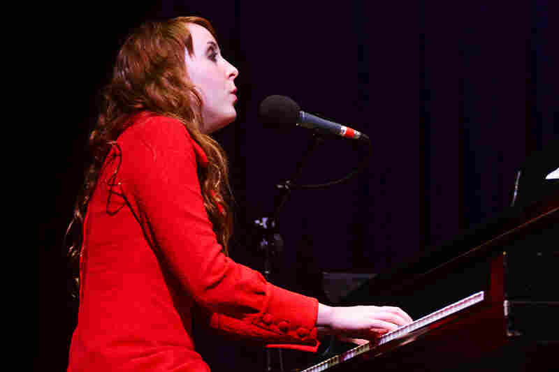 Brooke Waggoner performs live at Mountain Stage.