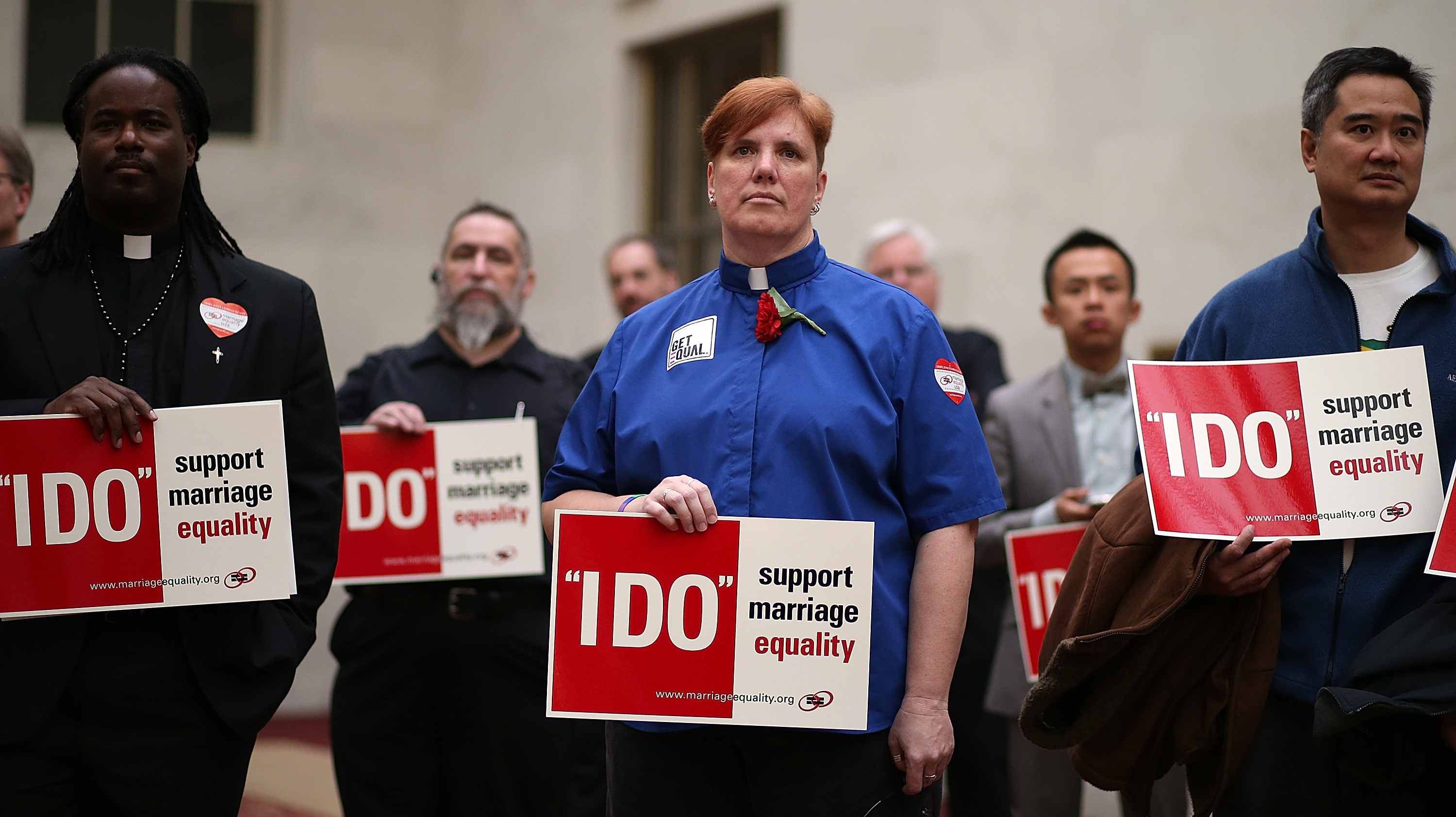 Shift In Gay Marriage Support Mirrors A Changing America