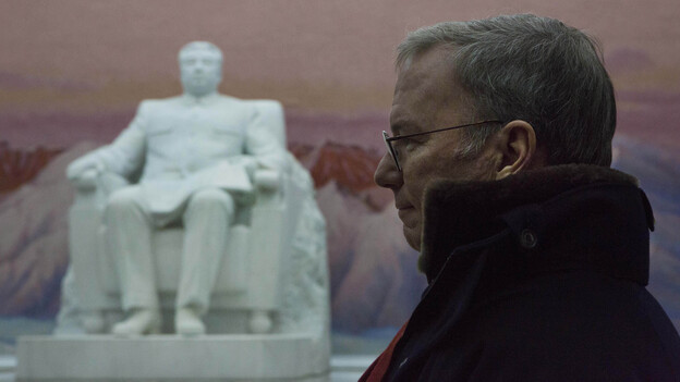 Google's Eric Schmidt Heads To Another Isolated Asian Nation