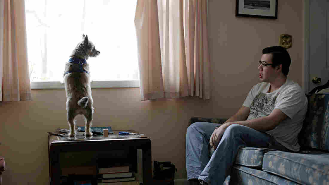 McCann is passionate about movies, and is working on a script about redemption. He lives in Hawthorne, N.Y., with his parents, two younger siblings and a dog named Tressel.