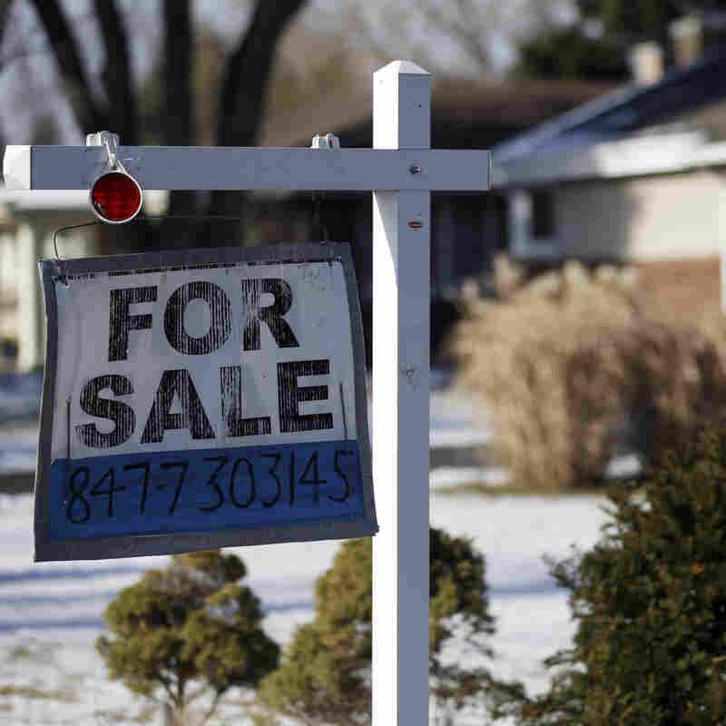 A home for sale in Glenview, Ill. Existing-home sales hit the highest level in more than 3 years in February. But not everyone is convinced that the housing sector's momentum has staying power.