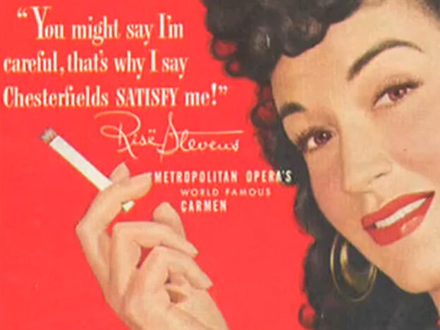 The late mezzo-soprano Risë Stevens: opera doyenne and, at her peak, pop-culture star.