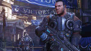 Gears of War: Judgment hit stores on Tuesday.