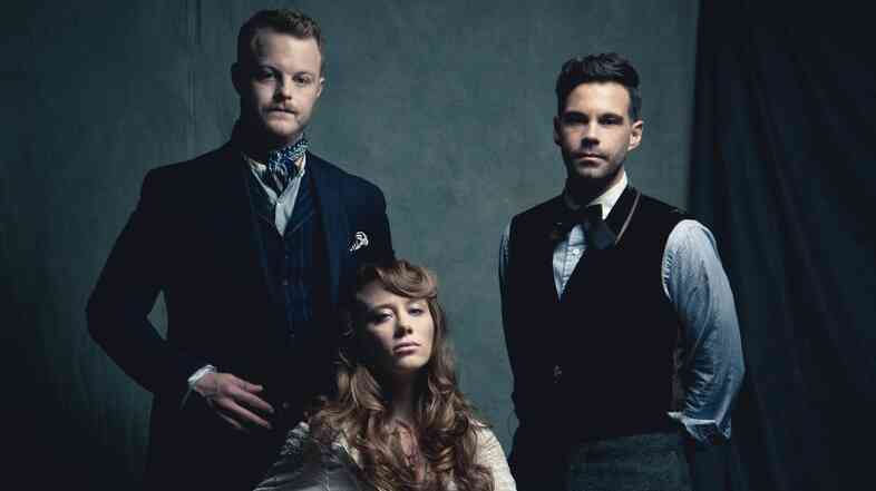 The Lone Bellow.