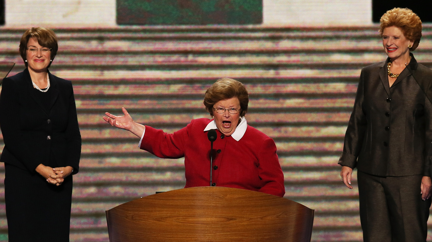 From Leadership Posts, Women Said To Be Changing Senate Tone