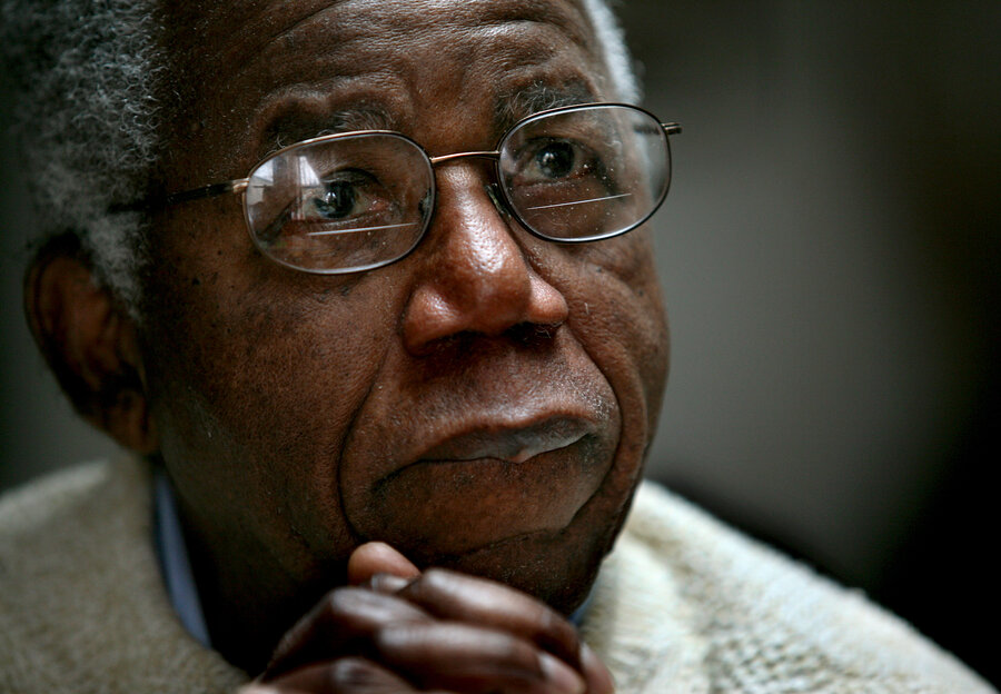chinua achebe and the bravery of lions the two way npr chinua achebe and the bravery of lions