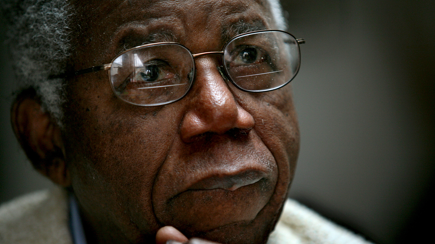 chinua achebe and the bravery of lions the two way npr