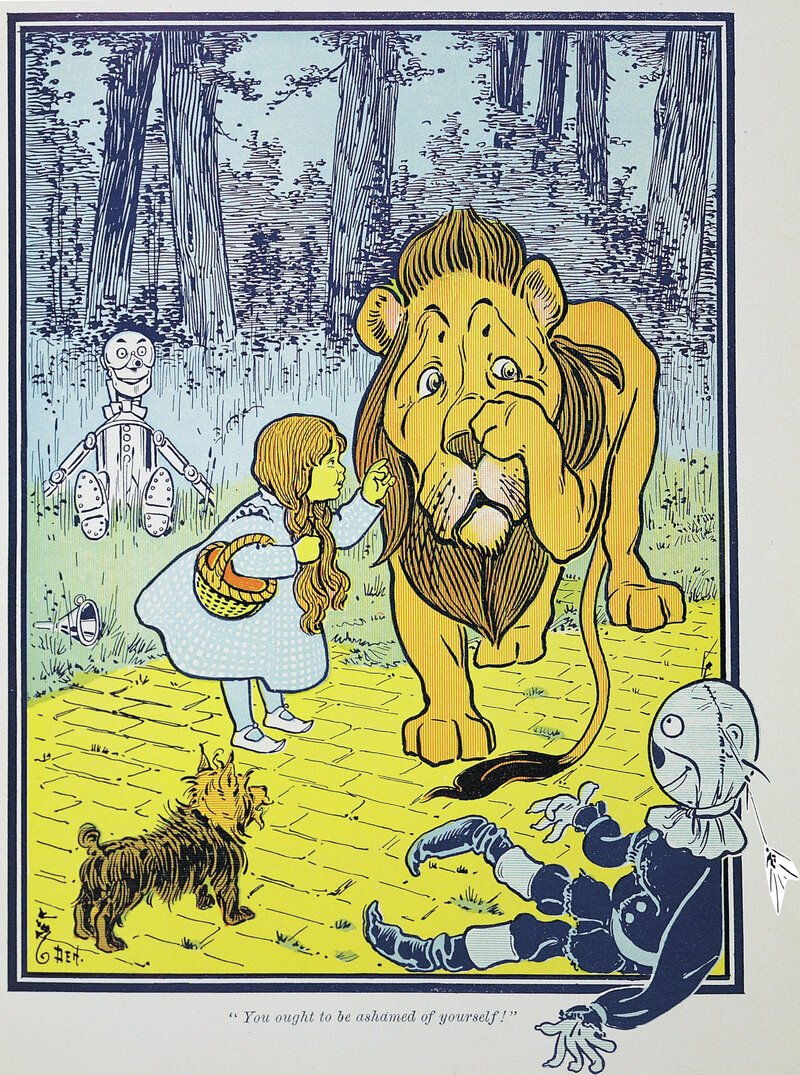 Following The Yellow Brick Road Back To The Origins Of Oz Npr