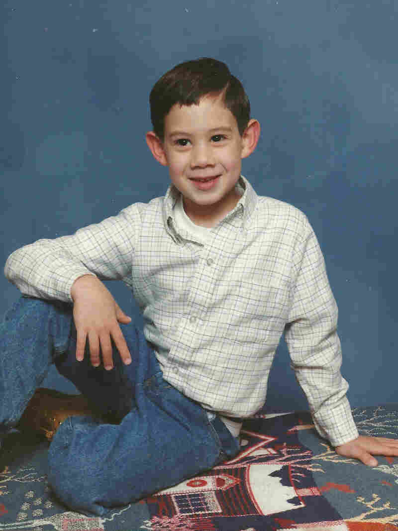 George McCann at age 5.