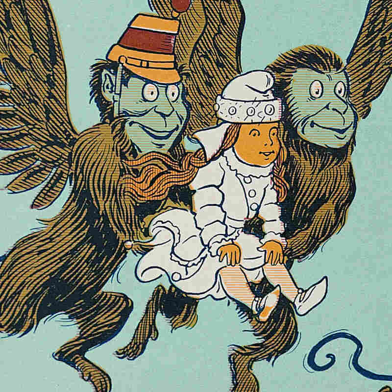 Following The Yellow Brick Road Back To The Origins Of 'Oz'