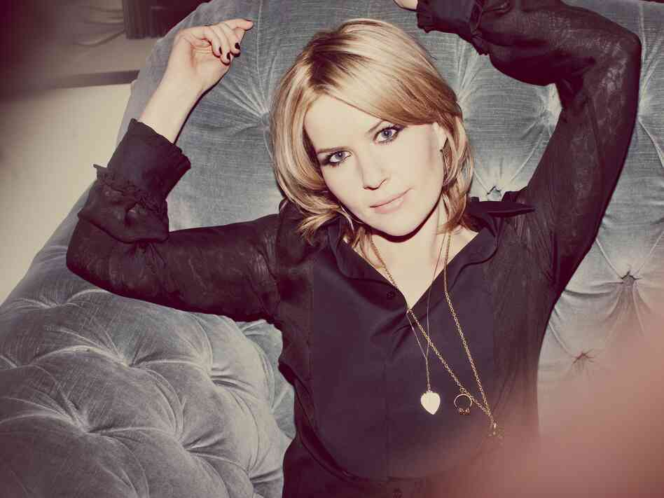 Dido's new album is The Girl Who Got Away.