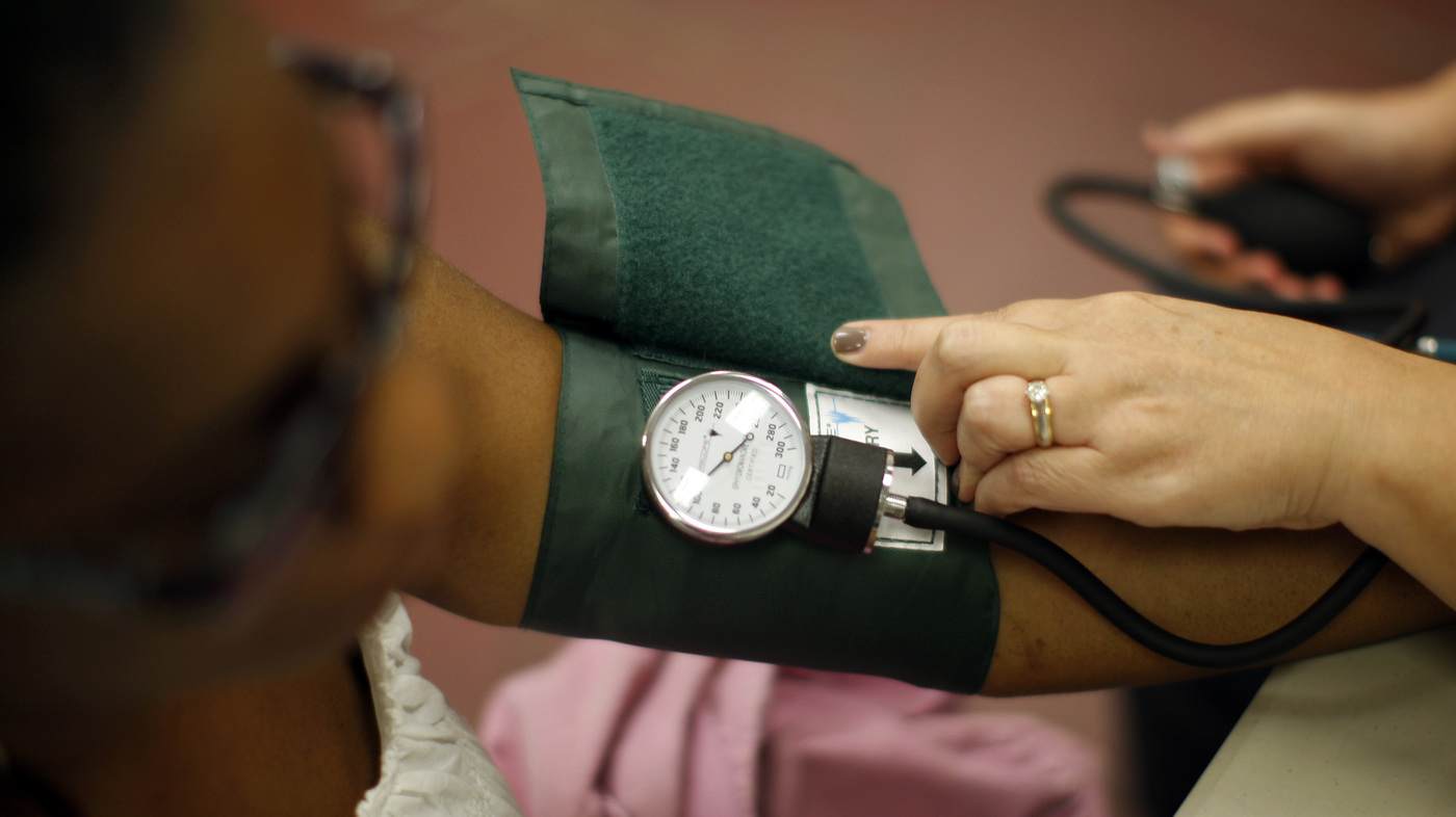 Colour therapy for high bp - Shots Health News