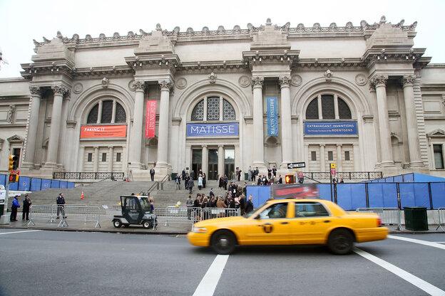The Metropolitan Museum of Ar
