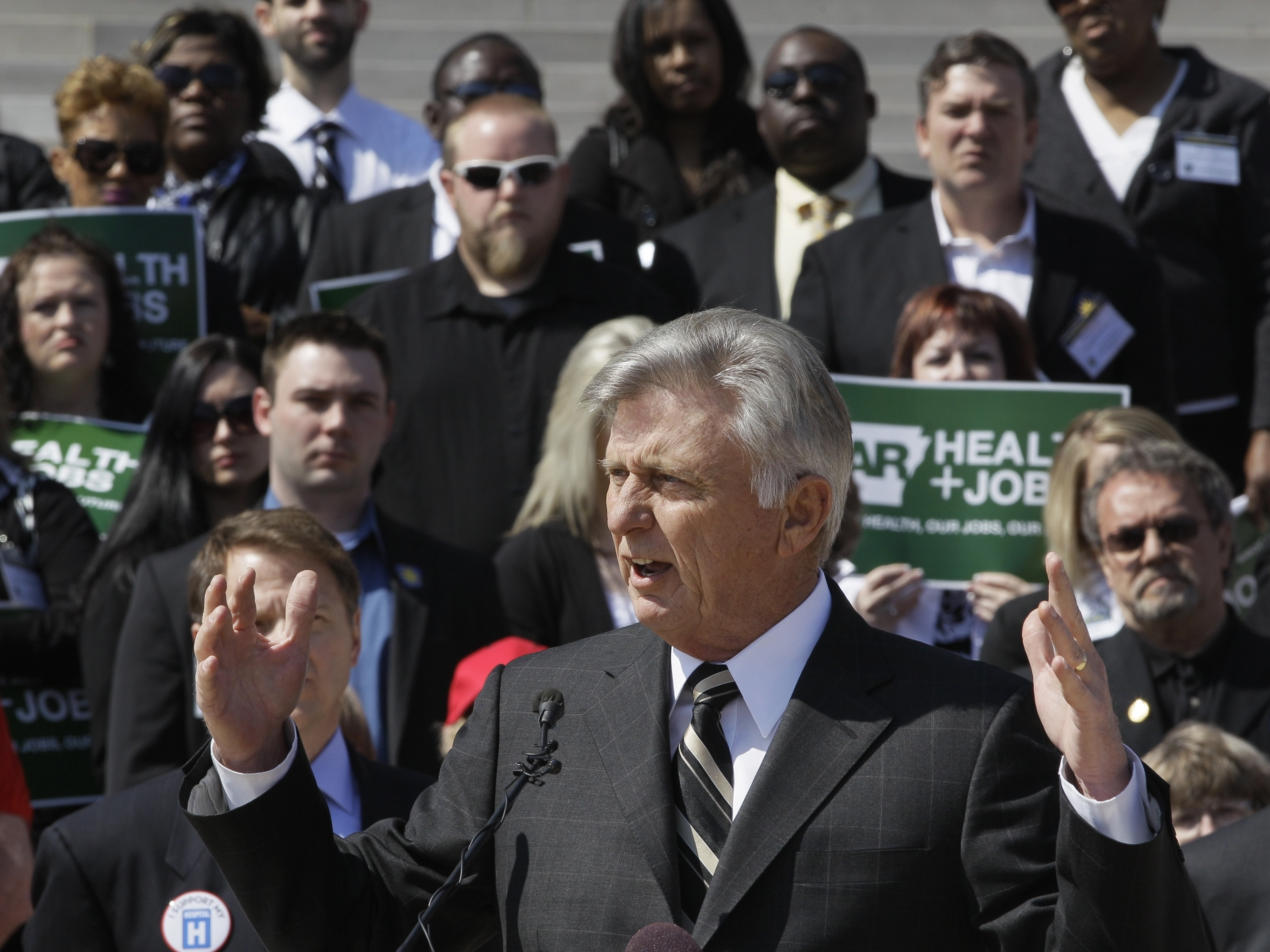 Arkansas Medicaid Expansion Attracts Other States' Interest