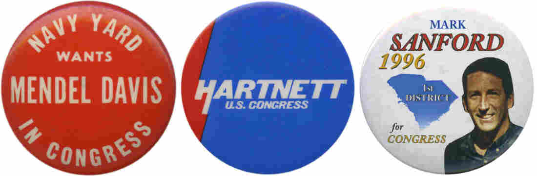 Davis, who left Congress after 1980, is the last Democrat to hold the seat.  Hartnett held it until he ran for LG in 1986.  Sanford, who held it from 1995-2000, is back for more.