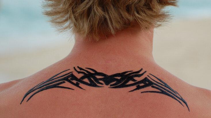 Spring Break Alert Black Henna Tattoos May Not Be Safe Shots