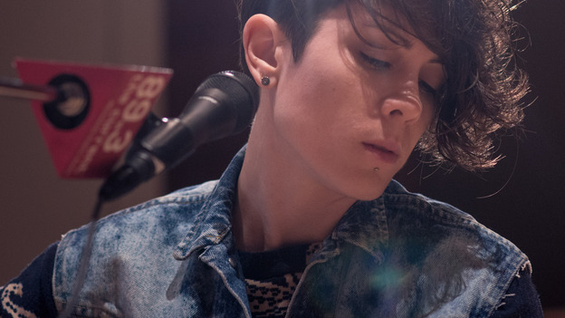 Tegan and Sara perform on The Current. (The Current)