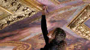 Versailles Gets Spiffed-Up On Its Day Off