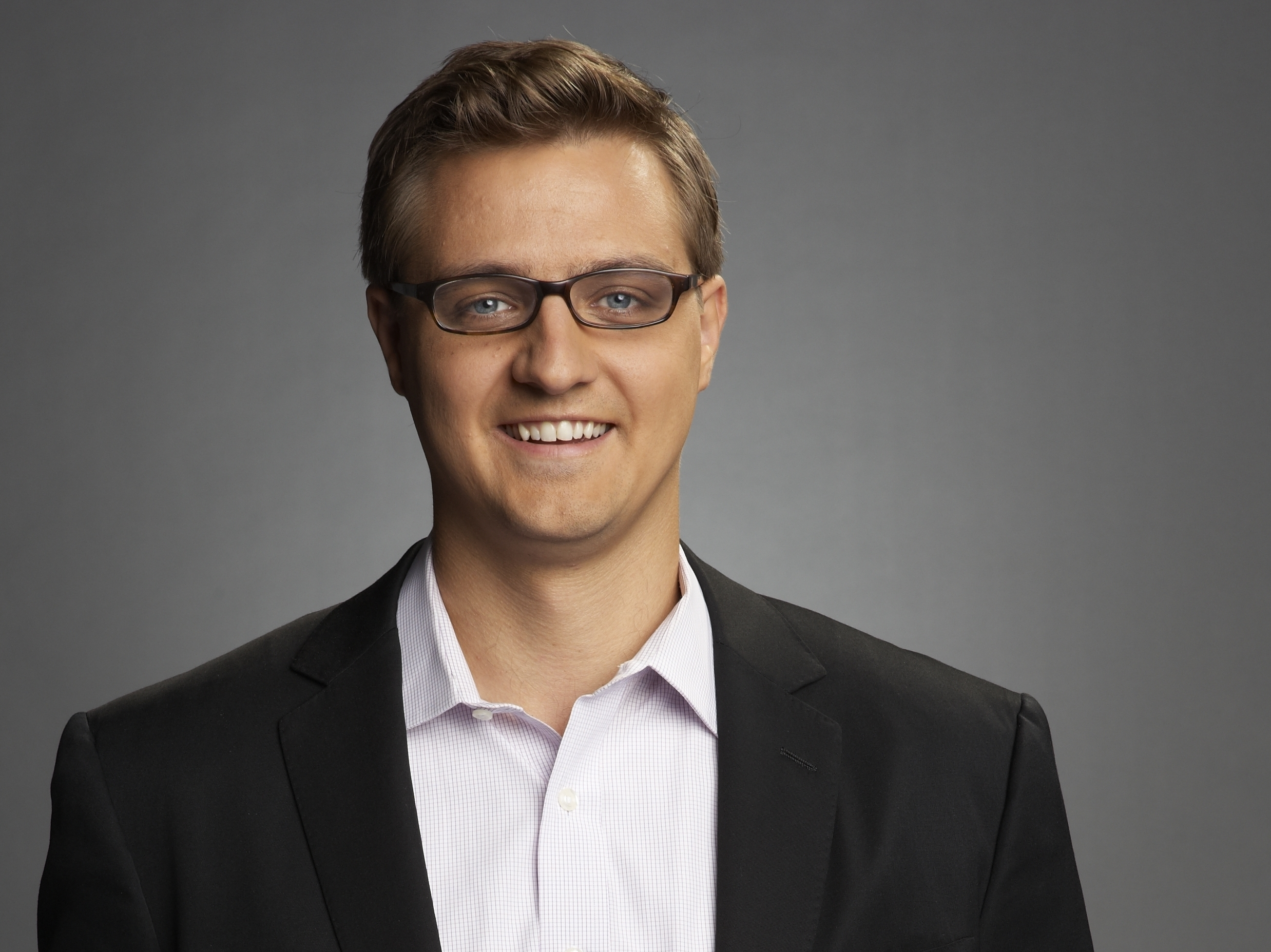 Chris Hayes: From 'Up' In The Morning To 'All In' At Night ...