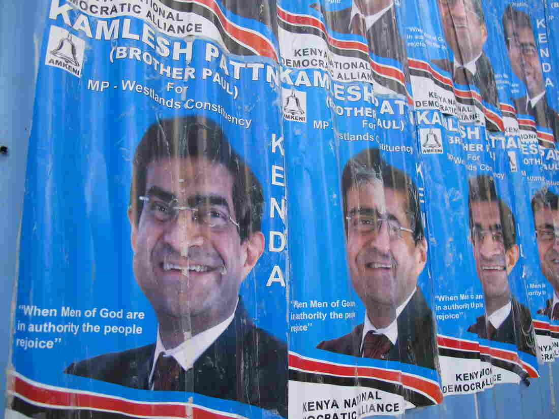Kamlesh Pattni, the man behind one of the biggest financial scams in Kenya's history, ran for office earlier this month.