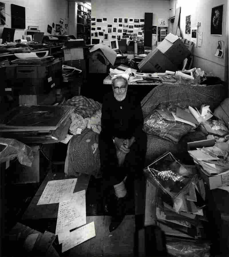 American photojournalist W. Eugene Smith, New York City, 1977