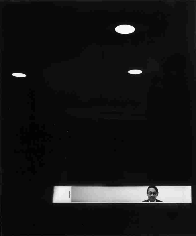Architect I.M. Pei, New York City, 1967