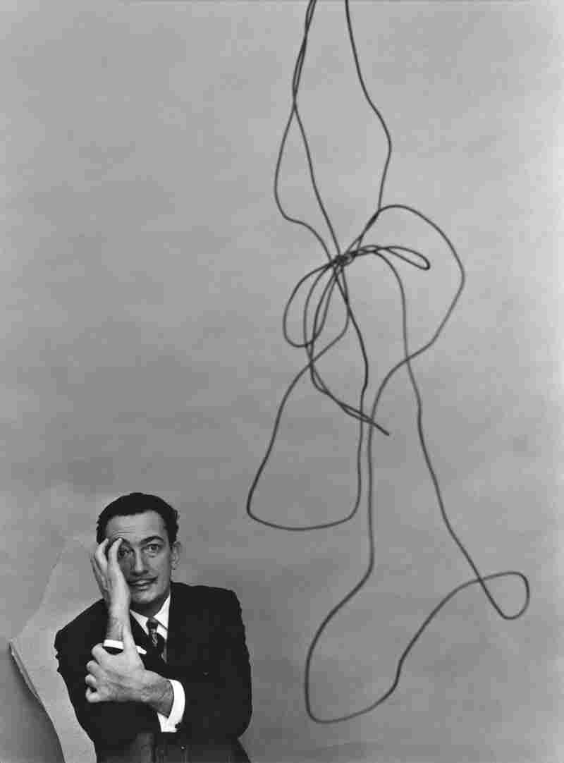 Surrealist Salvador Dali', New York, 1951