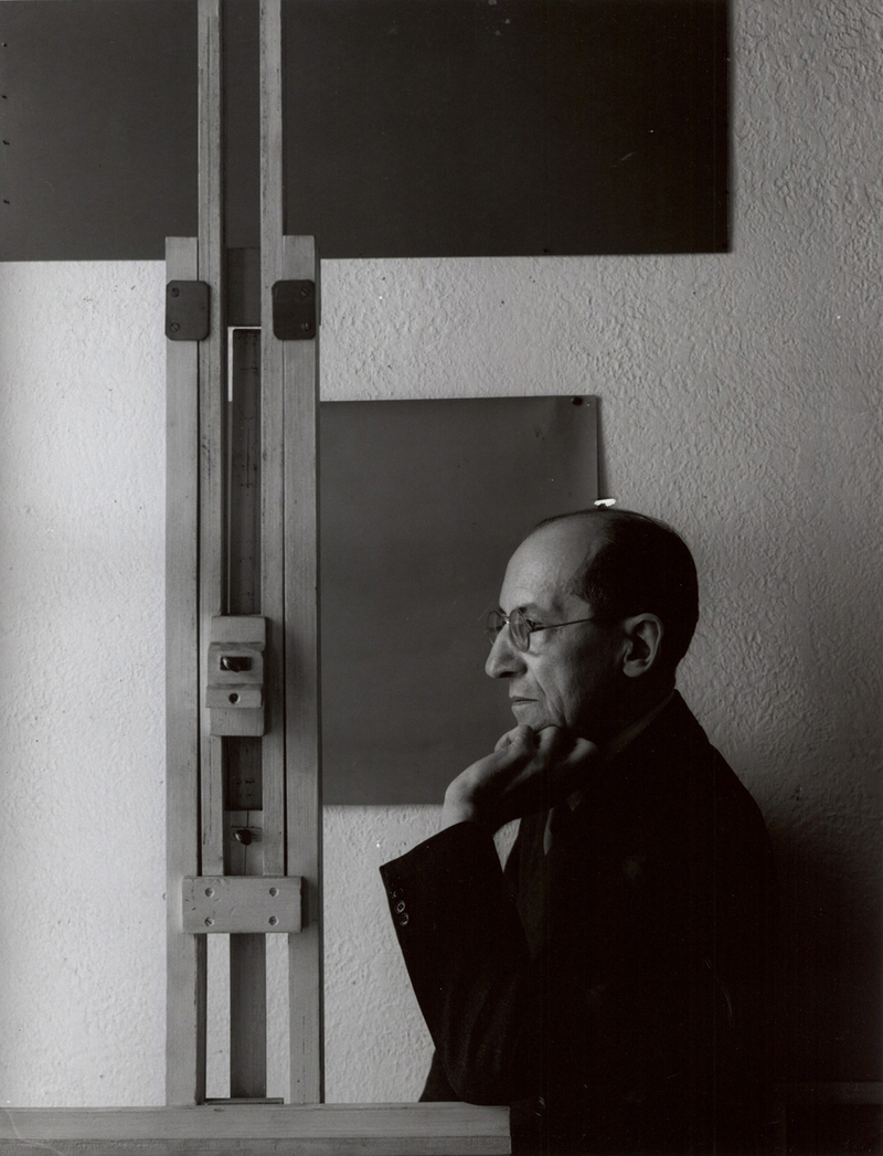 The Art Of Photographing Artists: Portraits By Arnold Newman