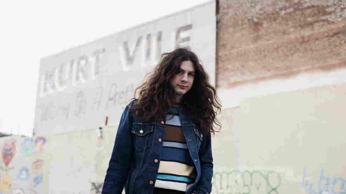 Kurt Vile's new album, Wakin on a Pretty Daze, comes out April 9.