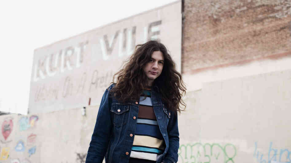 Kurt Vile's new album, Wakin on a Pretty Daze, comes out April 9.