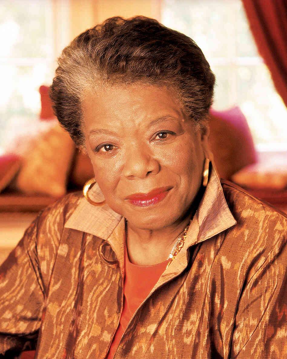 Maya Angelou Young