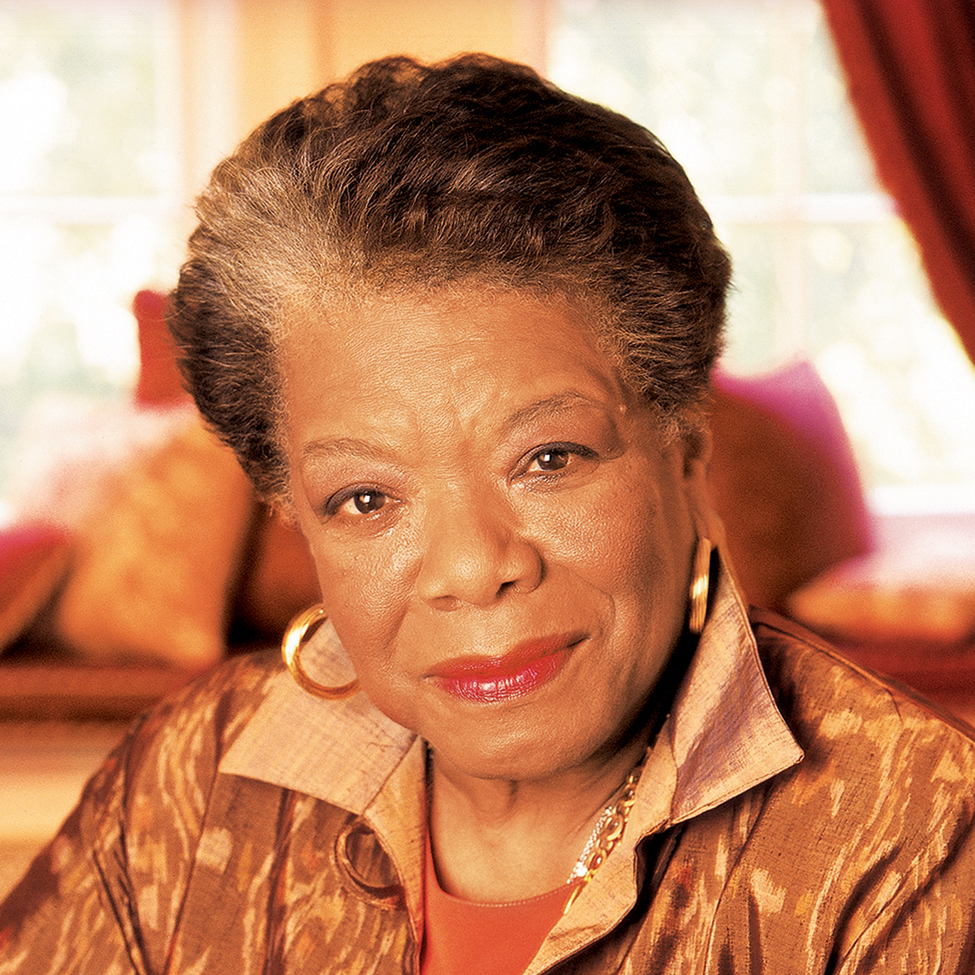 Maya Angelou is most famous for her poetry, autobiographies and essays, although her career has also included journalism, acting, dancing, screenplay writing and more. Her latest book is called Mom & Me & Mom.