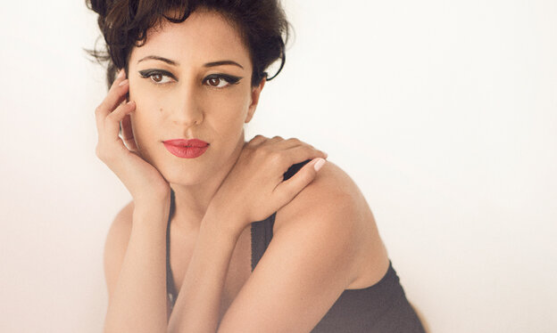 Fado singer Ana Moura stole our heart this week.