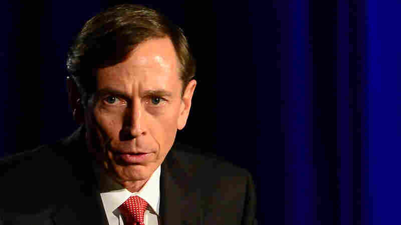 Petraeus Apologizes, Says Fall From Grace Was 'My Own Doing'