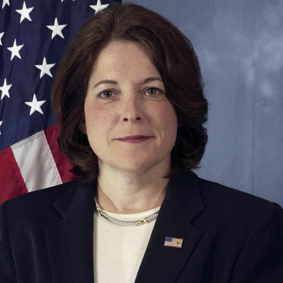Veteran Secret Service agent Julia Pierson is President Obama's choice to be the agency's new director.