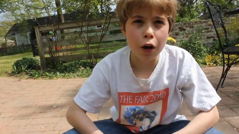 Socrates (In The Form Of A 9-Year-Old) Shows Up In A Suburban Backyard In Washington