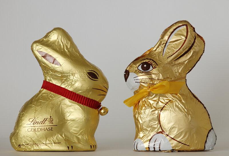 Chocolatiers Lindt Loses Final Appeal To Trademark Golden