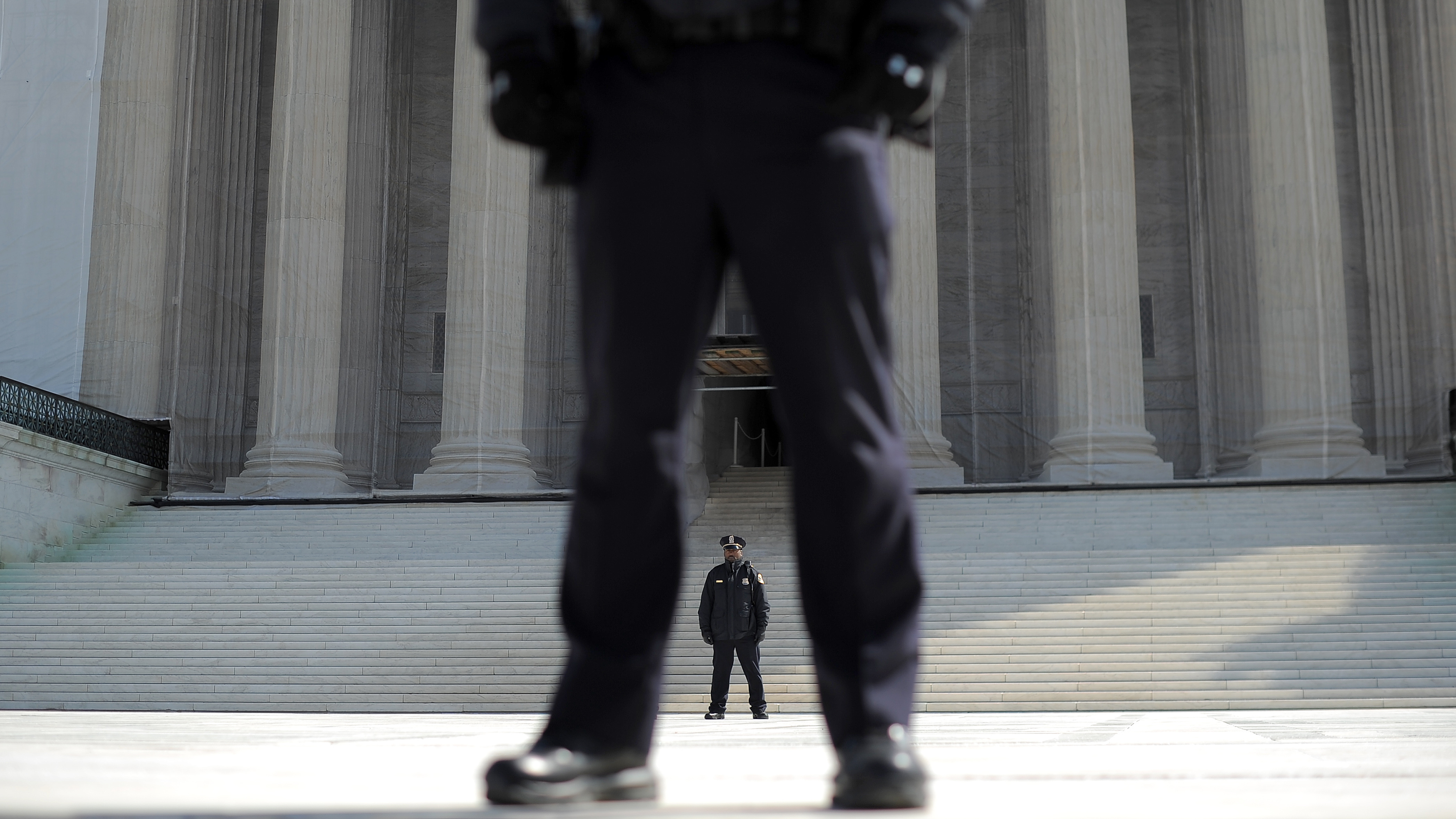 Reluctant Justices May Be Forced To Make History