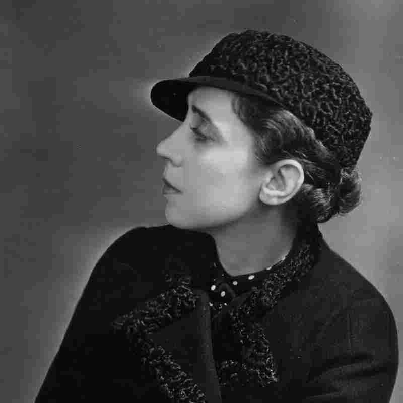 Elsa Schiaparelli, ca. 1935.