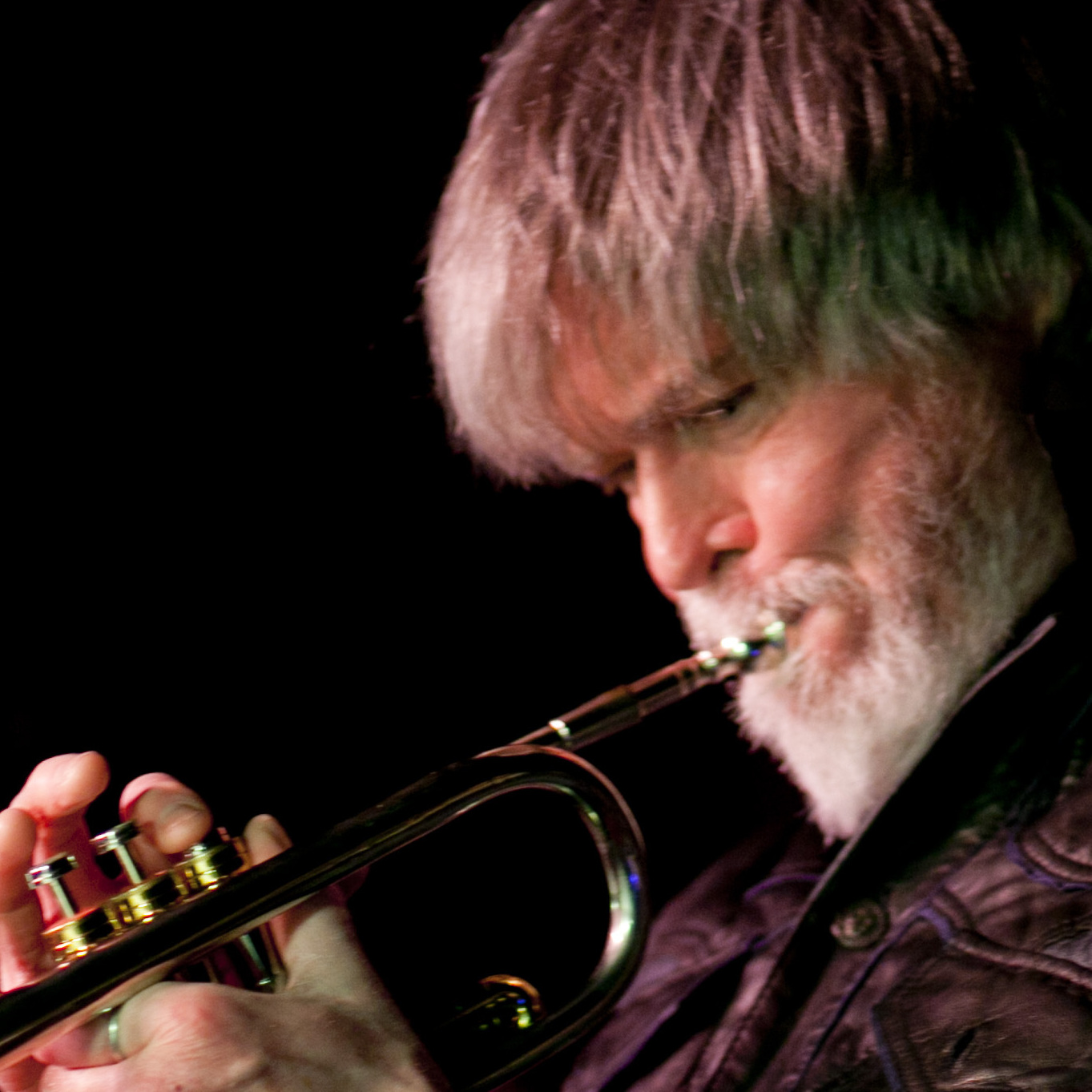 Tom Harrell at the Village Vanguard.