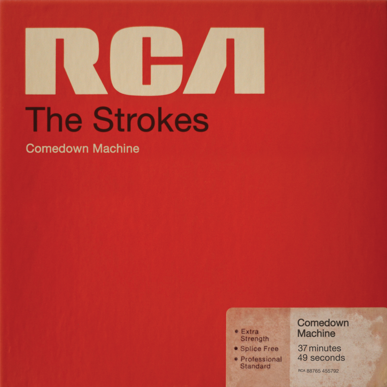 Comedown Machine, the fifth studio album by The Strokes.