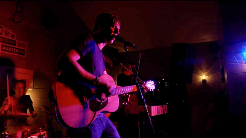 Gashcat performs at Javelina in Austin, Texas, during SXSW 2013.