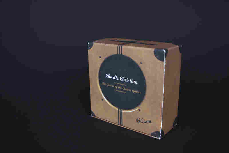 Charlie Christian, The Genius of the Electric GuitarThe swing and jazz-era player helped turn the guitar into a solo-worthy instrument by plugging in. This four-CD set of Christian's recordings is packaged in a replica of his Gibson amplifier.